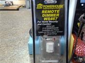 POWER HOUSE REMOTE DIMMER WS467